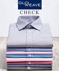 Gloweave Shirt Prices for 2020. Corporate range of Gloweave Check shirts #1637L for uniform industry, mens and womens, available in 8 colours, stock levels may vary quickly.60 Cotton-40 Polyester  with Silk Protein Finish. Easy Iron, Logo Embroide Service is available. High Performance for Uniform Outfits. 1800 654 990