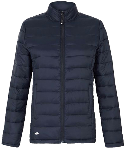 Inspect a Sample of the Sporte Leisure Whistler Soft Tech Premium Puffer Jacket #SLR113 and Womens #SLR115. This lightweight jacket will keep you warm and protected from chilly winds with Down like Insulation. Available in Black and Midnight Navy. Ideal for Company Outfits, Speciual Events and Club Teamwear. Corporate Sales FreeCall 1800 654 990.