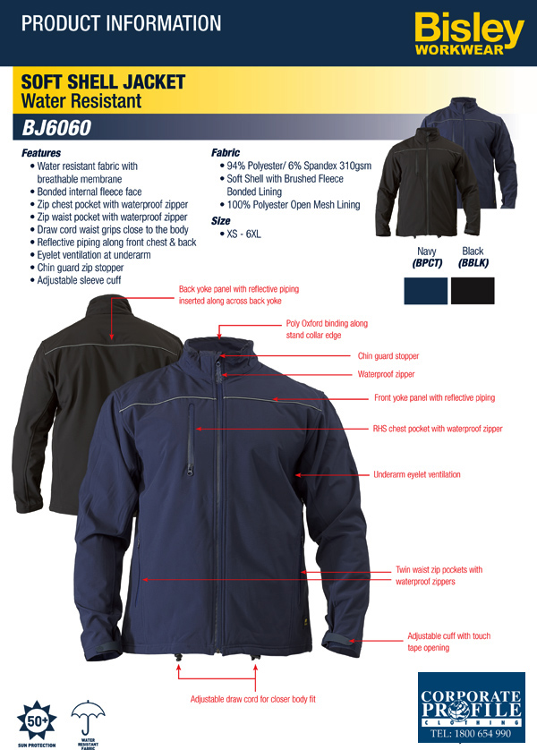 Bisley-Softshell-Jacket-#BJ6060_With-Corporate-Logo-Service-600px