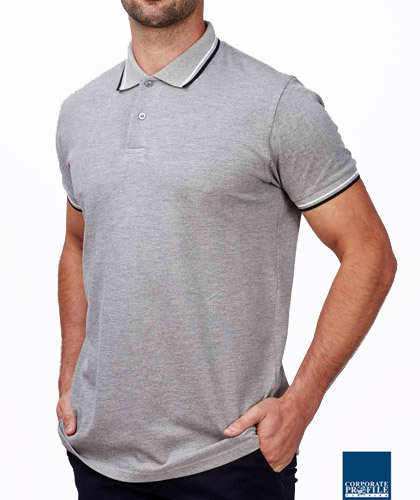 Cotton Polo Corporate #P15 Mens With Logo Service 420px