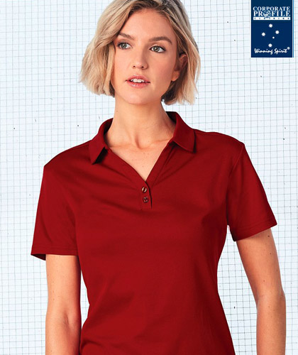 hComfortable, Short and Long Polo is ideal for Business Outfit. True Dry features 60% Cotton Back fabric, soft against the skin and long life performance. Breathable moisture wicking pique.Black, White, Navy, Ruby Red, Ocean Blue, Steel Grey and Beige Corporate Profile Clothing FreeCall 1800 654 990