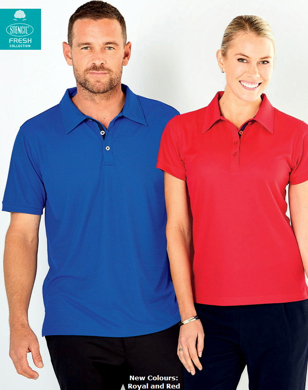 Hot weather DryMax Corporate Polo Shirt #1062 and Womens Polo #1162