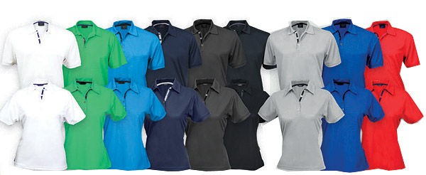 DryMax Polo #1062 With Logo Service Colour Range 600px